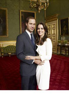 Duke and Duchess of Cambridge by Mario Testino