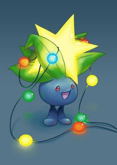 A Very Oddish Christmas by Awkwardon.deviantart.com on @deviantART So cute! <3
