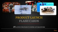STRATEGY// 26 product launch strategies