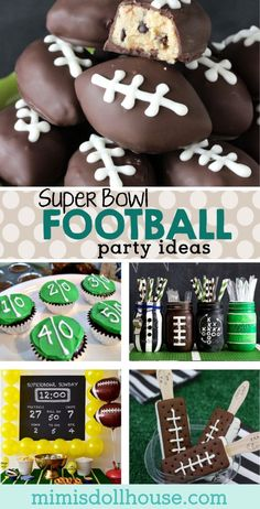 Super Bowl Party: Fo