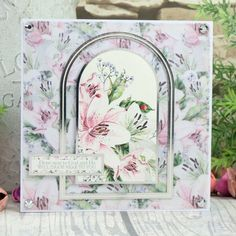 Cards & Projects from Hunkydory's Forever In Our Hearts Collection featuring heartfelt words of sympathy and support. Words Of Sympathy, Sympathy Cards, Greeting Cards, Hunkydory Crafts, Heart Print, Floral Arrangements, Cardmaking, Card Ideas, Delicate