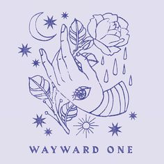 Wayward One by Pony Gold Studio #illustration