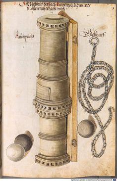 Zeugbuch Kaiser Maximilians I Innsbruck, um 1502 Cod.icon. 222  Folio 79r