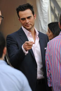 Cheyenne Jackson Cheyenne Jackson, Man Crush Everyday, Alice In Chains, Actor Model, American Horror Story, My Man, Actors & Actresses, Eye Candy, Gay