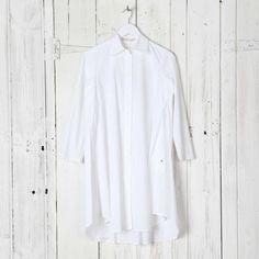 OTTOD AME Long Sleeve Long Length Shirt