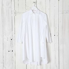 OTTOD AME Long Sleeve Long Length Shirt