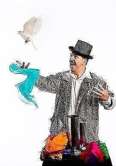 """Invite The Great Zorino to make your Child""""s Birthday Party a party to remember! The Great Zorino performs an exciting and interactive magic and ventriloquist show Gumtree South Africa, Buy And Sell Cars, Company Party, Magic Show, Invitations, Invite, Childrens Party, Trade Show, Corporate Events"""