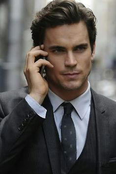 Matt Bomer, A PERFECT CHRISTIAN GREY SO GORGEOUS AND DAVINEIR     MUAH