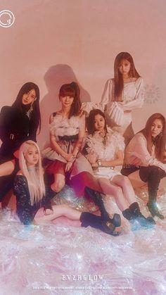 (에버글로우) K-pop wallpaper lockscreen HD iPhone Fondo de pantalla Mamamoo, Kpop Girl Groups, Korean Girl Groups, Kpop Girls, K Pop, Kpop Girl Bands, Finn Stranger Things, Rapper, K Wallpaper