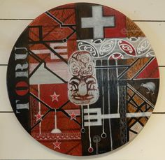 Polynesian Art, Maori Designs, New Zealand Art, Nz Art, Maori Art, Kiwiana, Craft Markets, Graffiti Art, Design Elements