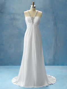 Jasmine inspired wedding dress! So pretty. My fav princess!