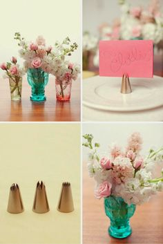 Homemade Wedding Centerpiece Ideas For the Budget Conscious Bride | http://simpleweddingstuff.blogspot.com/2014/07/homemade-wedding-centerpiece-ideas-for.html