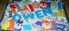 Owen's 1st Birthday Cookies | Flickr - Photo Sharing!