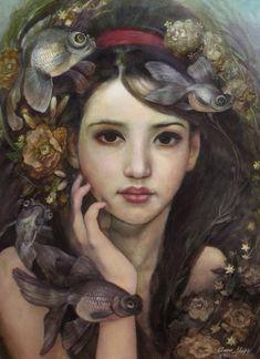 annie stegg  | Annie Stegg - Arte