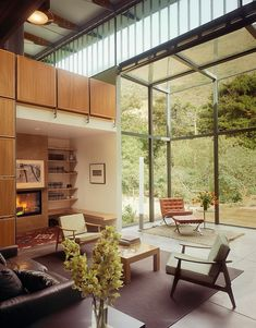 Jackson Family Retreat by Fougeron Architecture