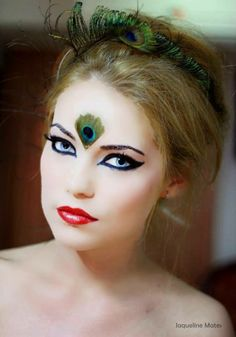 Make-up Andreea Lesll