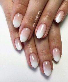 Try this 'French Fade' mani for fall. Apply the concept of French manicure—white tips with a nude base—to the ongoing ombre trend. For best results, apply the two polishes on a makeup sponge and continuously dab onto the nail. Finish with a topcoat. Design by @sohotrightnail