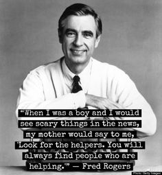 Wise Mr. Rogers