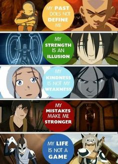 Except toph really is strong. Having moments of insecurity is not the same as having no strength