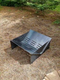 Fogata al aire libre ( Outdoor Fire Pit) Backyard Fire Pit Bowl - Outdoor Diy Fire Pit Bowl, Fire Pit Ring, Fire Pits, Fire Pit Supplies, Outside Fireplace, Fireplace Garden, Fireplace Ideas, Outdoor Fire, Street Furniture
