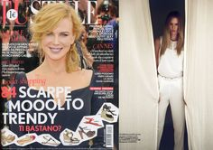 #TUSTYLE #giugno #tuta #bianco #redazionale #overall #white #magazine