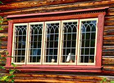 Swedish window...