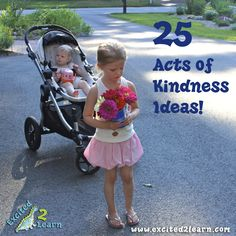 Help your little ones find joy in helping others...