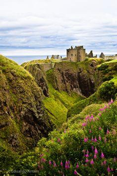 https://flic.kr/p/brqaxM   Suspended Castle   The Dunnottar Castle. This image…