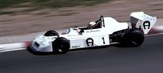 Clay Regazzoni - Ralt RT1 BMW - Project Four Racing - XL ADAC-Eifelrennen 1977