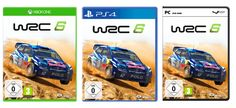 WRC 6 split-screen mode and multiple cover artworks revealed! If you're a racing fan then there are multiple options for you to get involved in. You can go hardcore and take the wheel of Assetto Corsa or F1 2016, you can revel in the delights of the Forza Motorsport series or head off into the sunset for a good time at the Horizon festival. Or you can get down and dirty with the likes of DiRT...