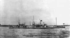The Smerch was the prototype Coles turret ship in the Imperial Russian Navy. Manufacturing difficulties and anti-British political alignment influenced the Russians to adopt the American Ericsson model instead, 1863-1909.