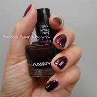 Bordeaux: ANNY * 043 * Vintage Vamp