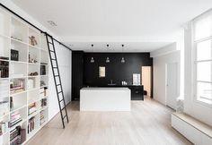 5 open kitchens for open living spaces - Elle Decor Italia