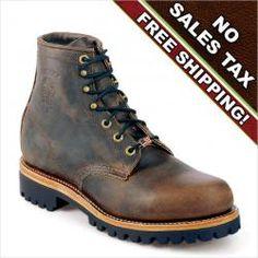 Chippewa | 6 Crazy Horse Work Boot
