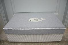 Συλλογή Βάπτισης Παιχνιδιάρικο Φαλαινάκι #Υφασμάτινο Κουτί Βάπτισης #Baptism #Christening Box Carriage #Baptism Fabric Keepsake Box #Christening Box #Linen Fabric Storage Box #Memory Box #Newborn Box #Nautical Baptism Set #Little Whale  Baptism Set