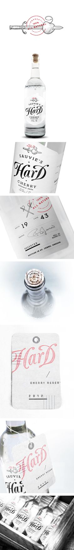 Bottle & Label / Brand / by Orion Janeczek