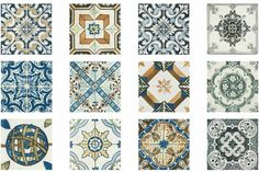 These patchwork wall tiles are great for adding some colour and interest to any kitchen or bathroom.Each box has a random mix of colours and patterns.These porcelain tiles are suitable for use as both wall and floor tiles and can even be used outside.  Orders are completed on a 2-3 day service.
