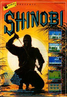 Shinobi (1989)