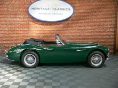 1966 Austin Healey 3000 Mk. III BJ8 Phase II Roadster