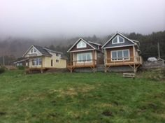 Air BnB coastal cabins, Yachats, OR - Get $25 credit with Airbnb if you sign up with this link http://www.airbnb.com/c/groberts22