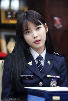 ღ Usagi Jieun ღ - Posts I Love Girls, Cute Girls, Korean Beauty, Asian Beauty, The Rok, Make Love, Female Soldier, Military Women, Girls Uniforms