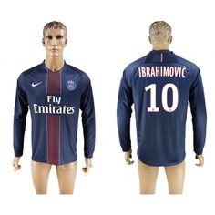 Ligue 1 Fussball Trikots Paris Saint Germain Psg 2016-17 Lucas 7 Heimtrikot  Langarm Angel 3641fb323db09