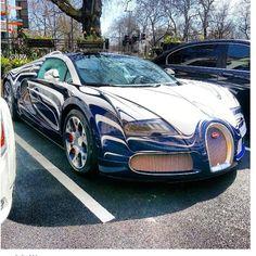 Bugatti...whaaaaaat