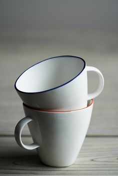 Beautiful mugs from Canvas Home's Abbesses collection