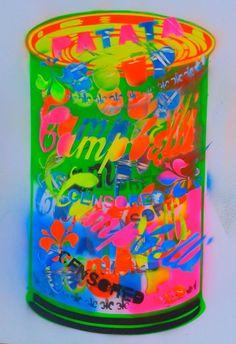 TRIBUTE to Andy WARHOL by Cibalgina 2012