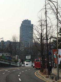Aterrizando: Caminando por Seúl: Comida y Fasion Week