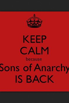Sons of anarchy <3