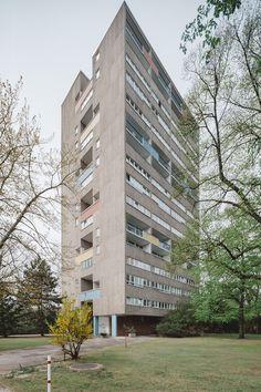 Berlin Hansaviertel - Alexander Rentsch Photography