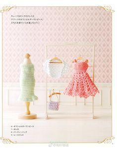 인형 파티 패션/코자늘 뜨개 무료, 공개도안 : 네이버 블로그 Crochet Crafts, Crochet Toys, Crochet Projects, Barbie Gowns, Barbie Dress, Tiny Dolls, Bjd Dolls, Crochet Doll Dress, Crochet Slippers