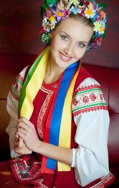 Ukraine, from Iryna with love
